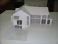 Makieta domu jednorodzinnego, widok 10