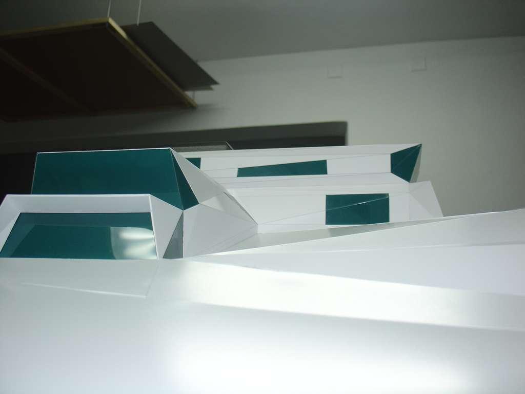 Makieta koncepcyjna - budynek muzeum, widok 8