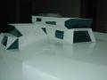 Makieta koncepcyjna - budynek muzeum, widok 10