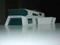 Makieta koncepcyjna - budynek muzeum, widok 5