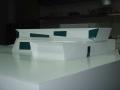 Makieta koncepcyjna - budynek muzeum, widok 6