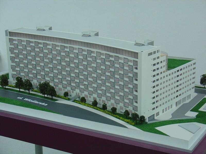 Makieta apartamentowca- Pacyfic Residence w Warszawie, widok 11