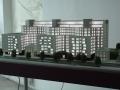 Makieta apartamentowca- Pacyfic Residence w Warszawie, widok 2
