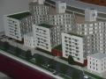 Makieta apartamentowca- Pacyfic Residence w Warszawie, widok 20