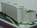 Makieta apartamentowca- Pacyfic Residence w Warszawie, widok 8