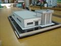 Makieta - budynek biurowy PKP Cargo, widok 4
