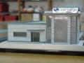 Makieta - budynek biurowy PKP Cargo, widok 6