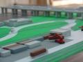 Makieta - terminal kontenerowy PKP Cargo, widok 12