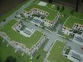 Makieta architektoniczna - Osiedla Queens Garden Józefosław, widok 10