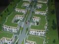 Makieta architektoniczna - Osiedla Queens Garden Józefosław, widok 12