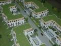 Makieta architektoniczna - Osiedla Queens Garden Józefosław, widok 13