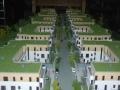 Makieta architektoniczna - Osiedla Queens Garden Józefosław, widok 4