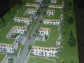 Makieta architektoniczna - Osiedla Queens Garden Józefosław, widok 7