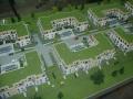 Makieta architektoniczna - Osiedla Queens Garden Józefosław, widok 8