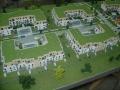 Makieta architektoniczna - Osiedla Queens Garden Józefosław, widok 9