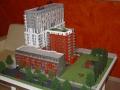 Makieta - Apartamentowiec Skierniewicka City, widok 20