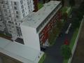 Makieta - Apartamentowiec Skierniewicka City, widok 21