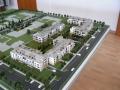 Makieta - Osiedle mieszkaniowe Walencja w Ożarowie, widok 10