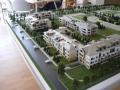 Makieta - Osiedle mieszkaniowe Walencja w Ożarowie, widok 2
