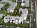 Makieta - Osiedle mieszkaniowe Walencja w Ożarowie, widok 6