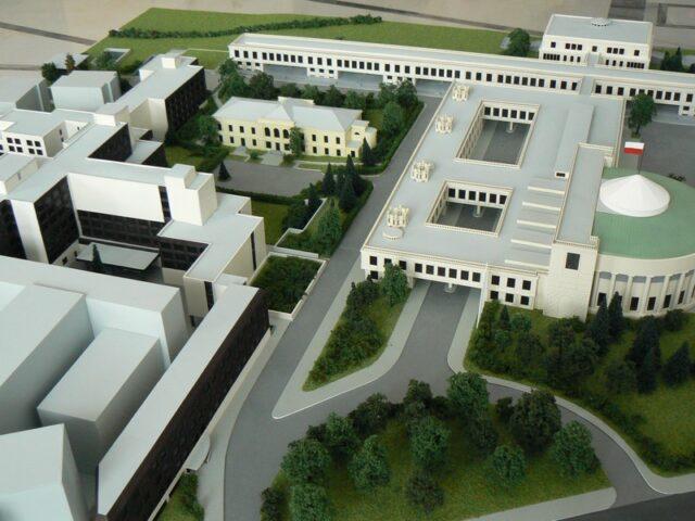 Kompleks Budynków Sejmowych